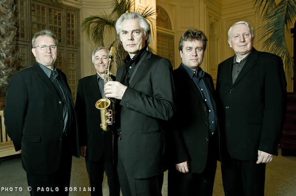 Jan Garbarek with Hilliard Ensemble