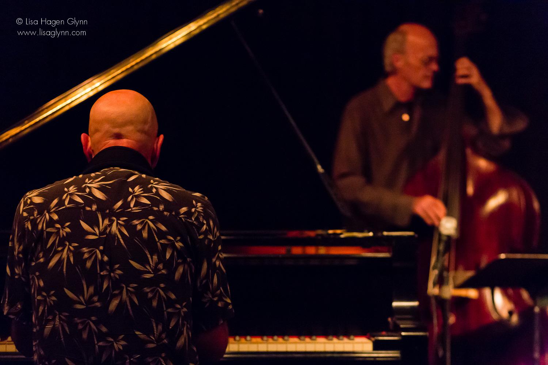 Rick Mandyck and Jeff Johnson at Tula's