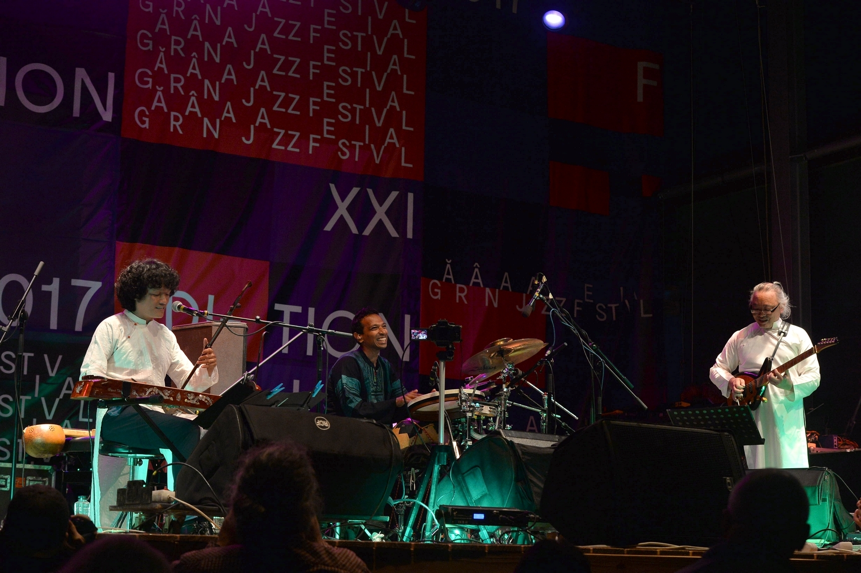 Ha Noi Duo at Garana Jazz Festival 2017