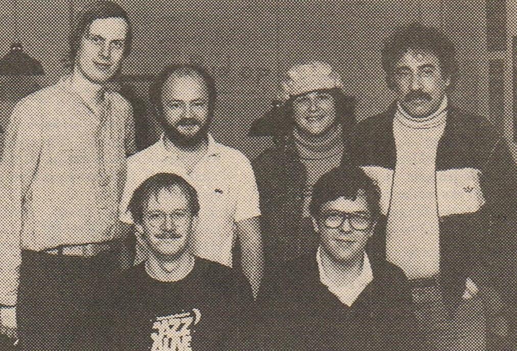 Nenê's band 1982
