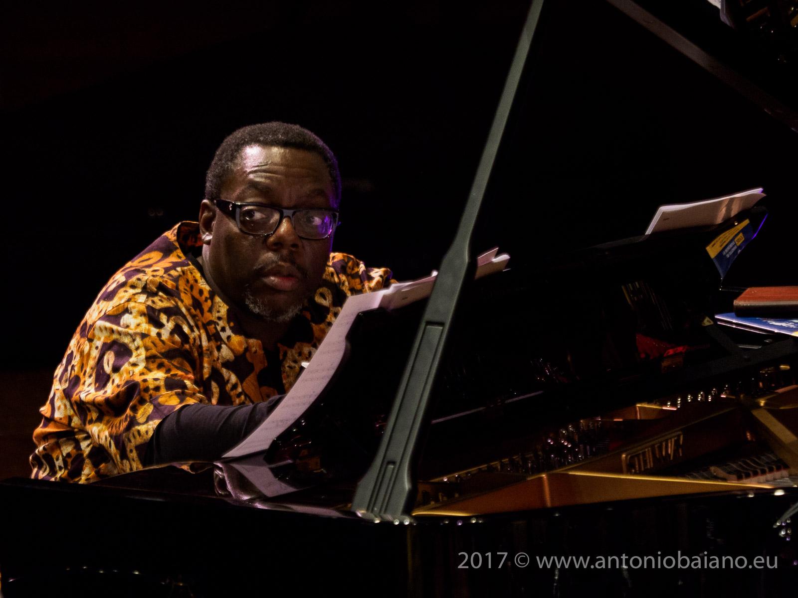 Cyrus Chestnut - Dizzy Gillespie Centenary - Moncalieri Jazz Festival