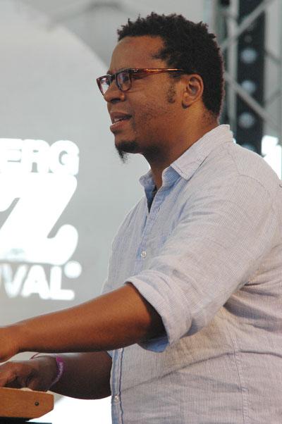 Jeff Parker, 2010 Kongsberg Jazz Festival