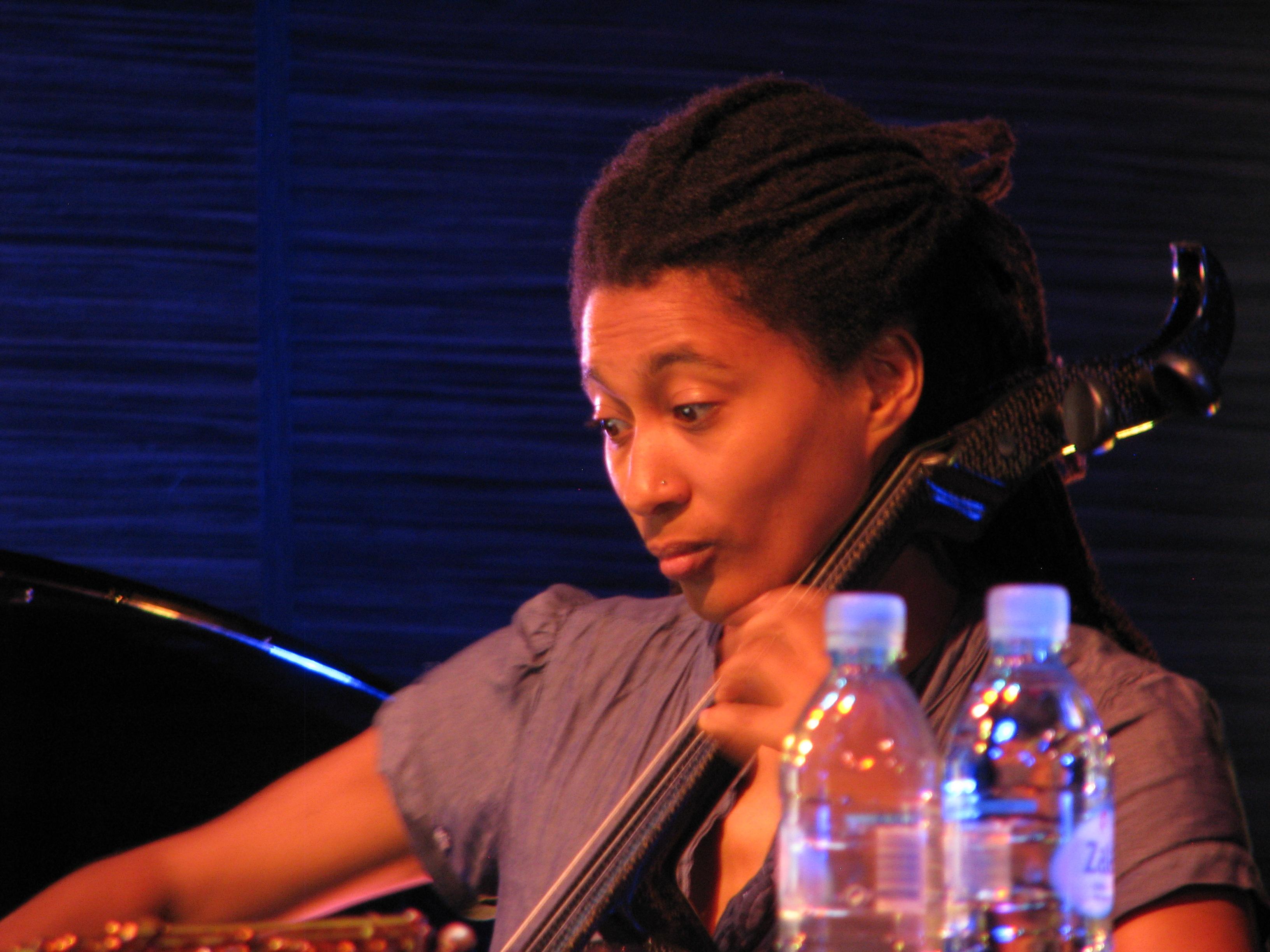 Tomeka Reid - 60th Jazz Festival Ljubljana 2019