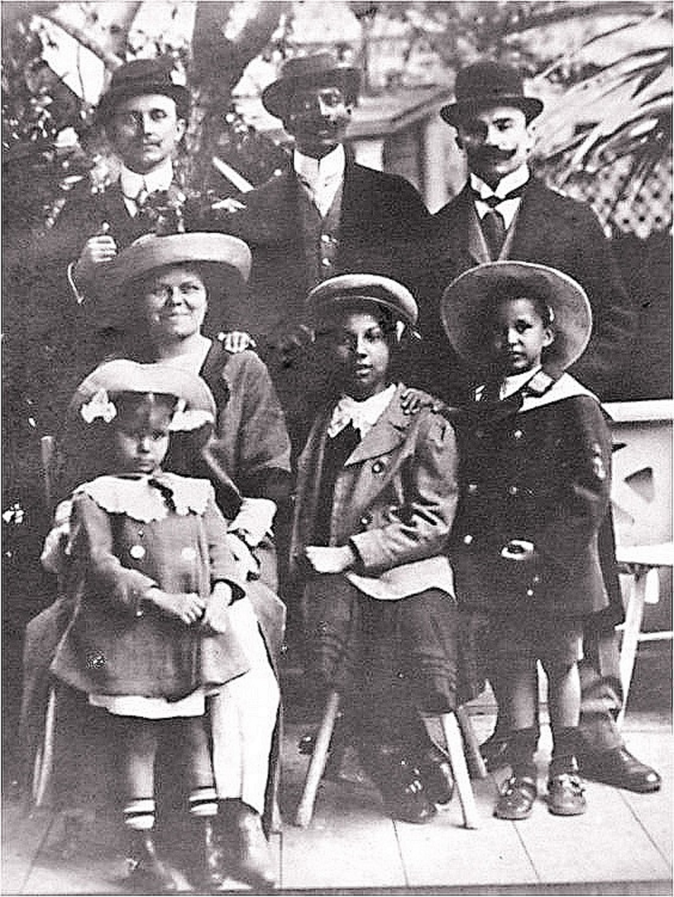 Frederick Thomas Family and Russian Partners