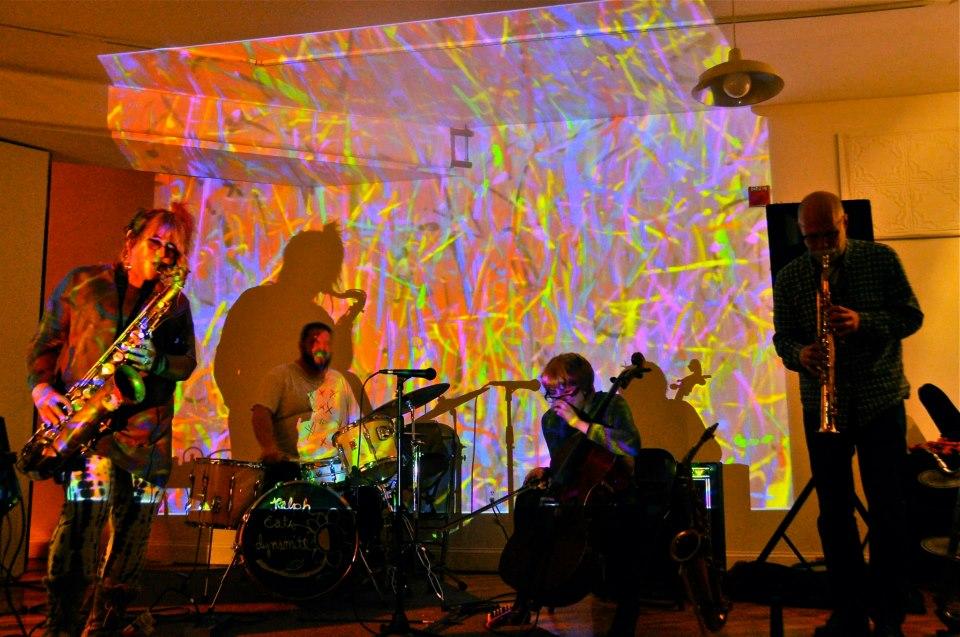 Bonnie Kane - Improv - Xfest 2014