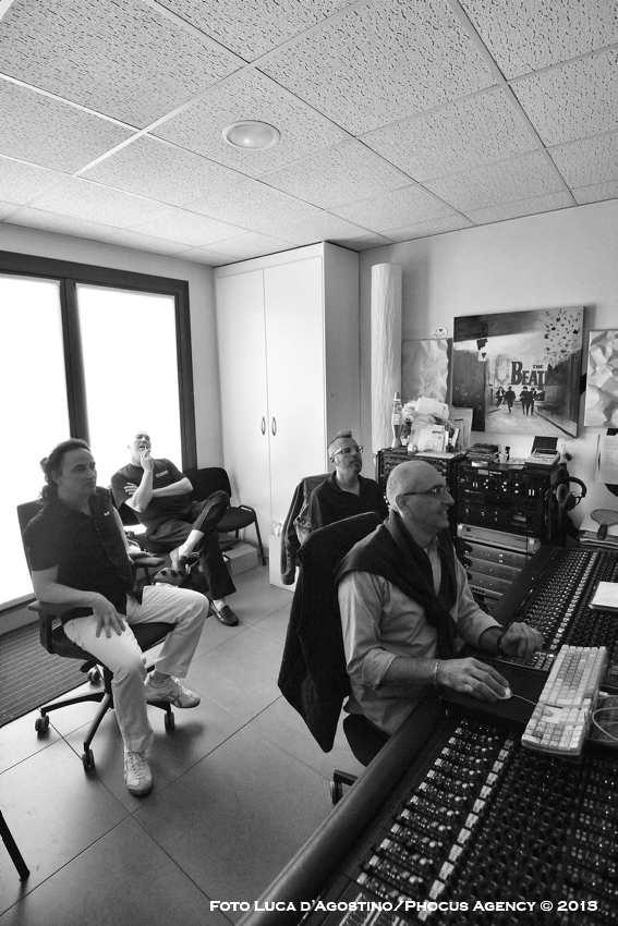 Recording Session Artesuono