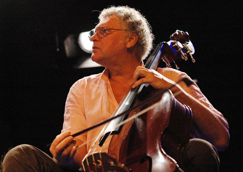 Miroslav Vitous at Molde Jazz 2010