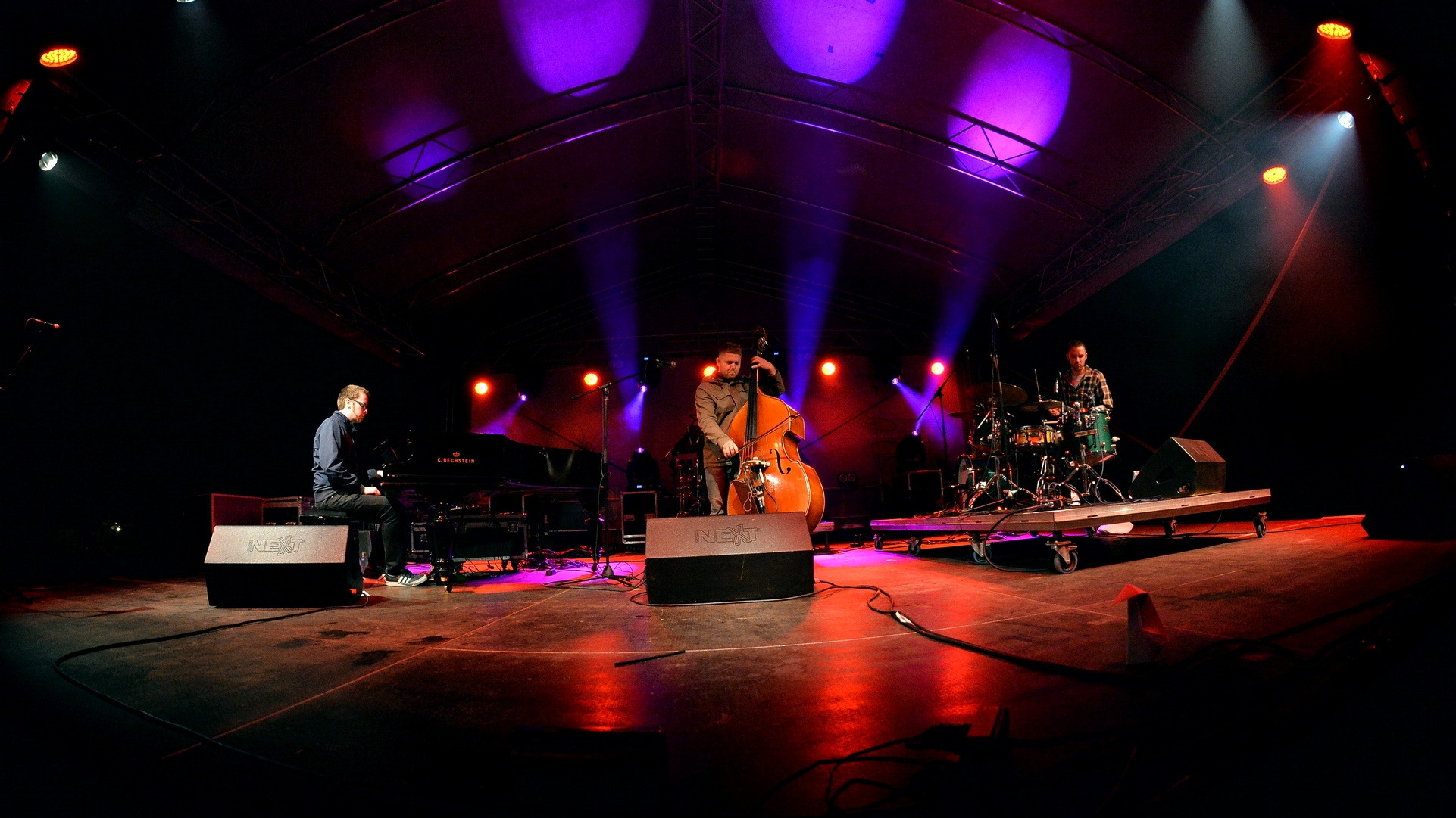 GoGo Penguin at Smida Jazz Festival 2017