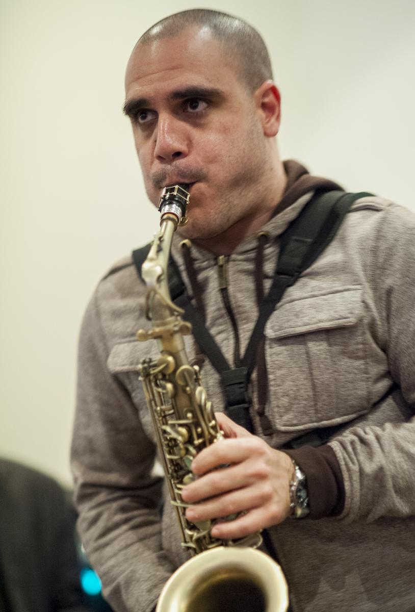 Luis Deniz - Alto Madness - The Pilot - Toronto