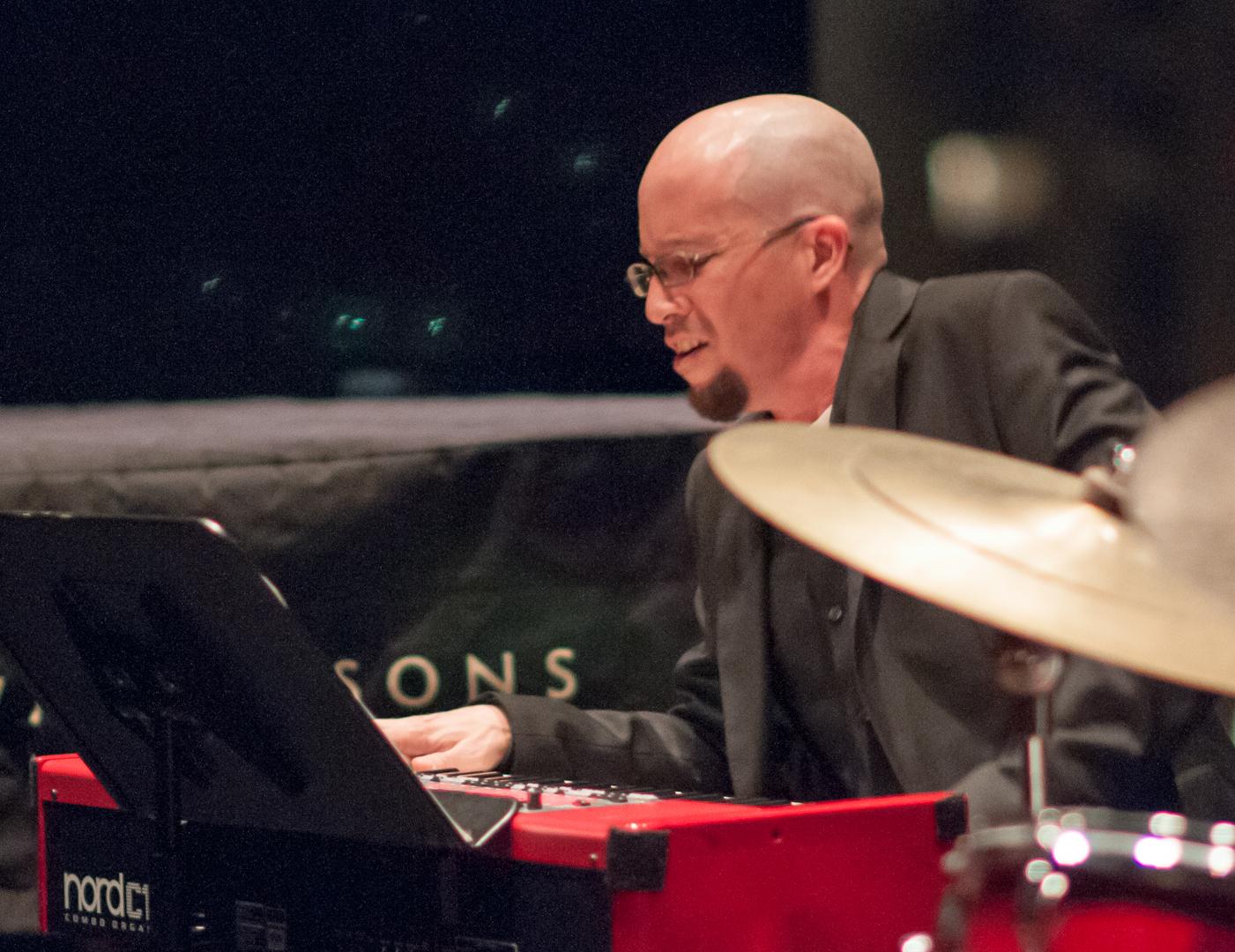 Kyle Koehler with the Don Braden Trio at Dizzys