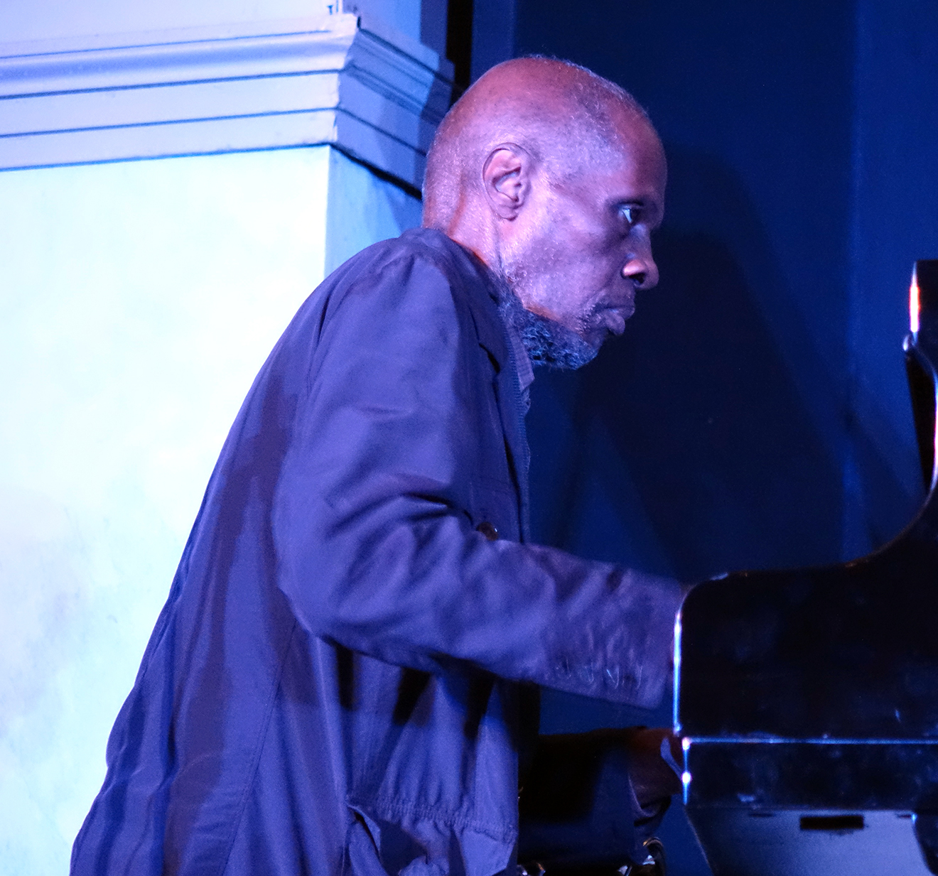 Charles Gayle at Vision Festival 20