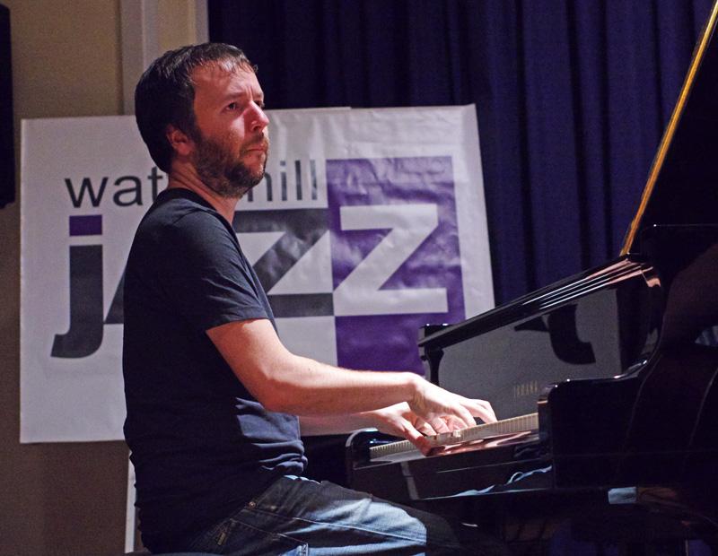 Frank Harrison, Sarah Gillespie Quintet