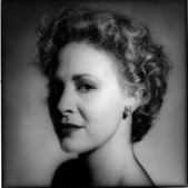 Photo of Julie Christensen by Howard Rosenberg
