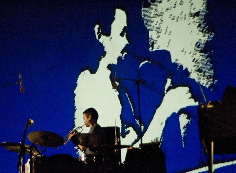 Arve Henriksen, Performing with Supersilent at Punkt 2010