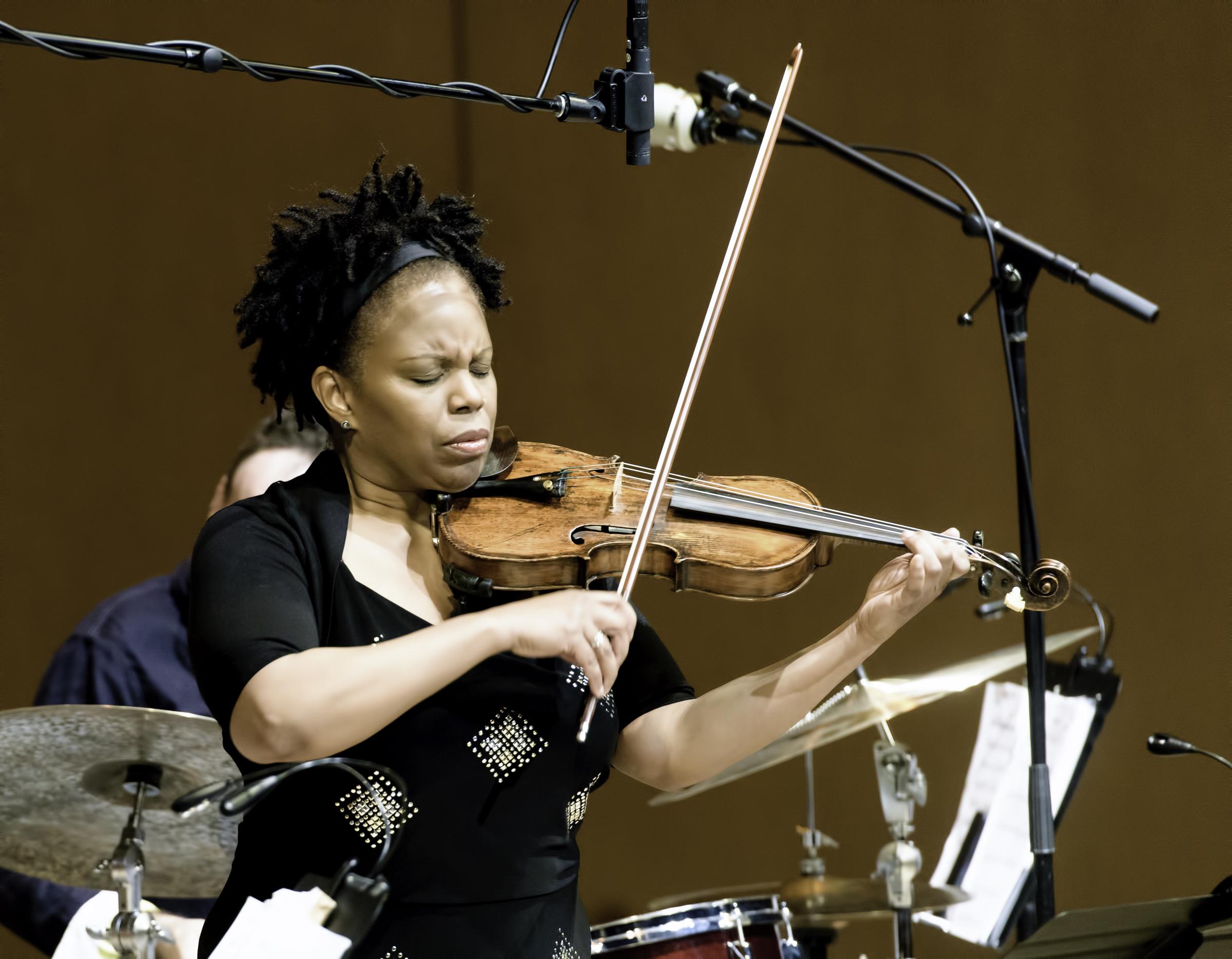 Regina Carter At The Musical Instrument Museum (mim) Phoenix