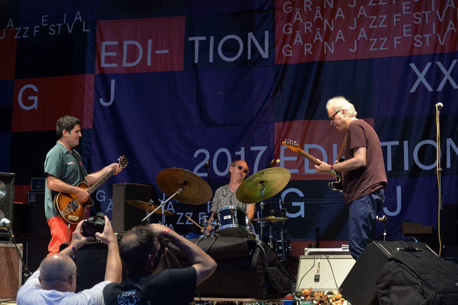 Bill Frisell Trio at Garana Jazz Festival 2017