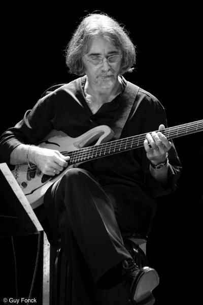 Carles Benavent Philharmonie Luxembourg 26.10.2005