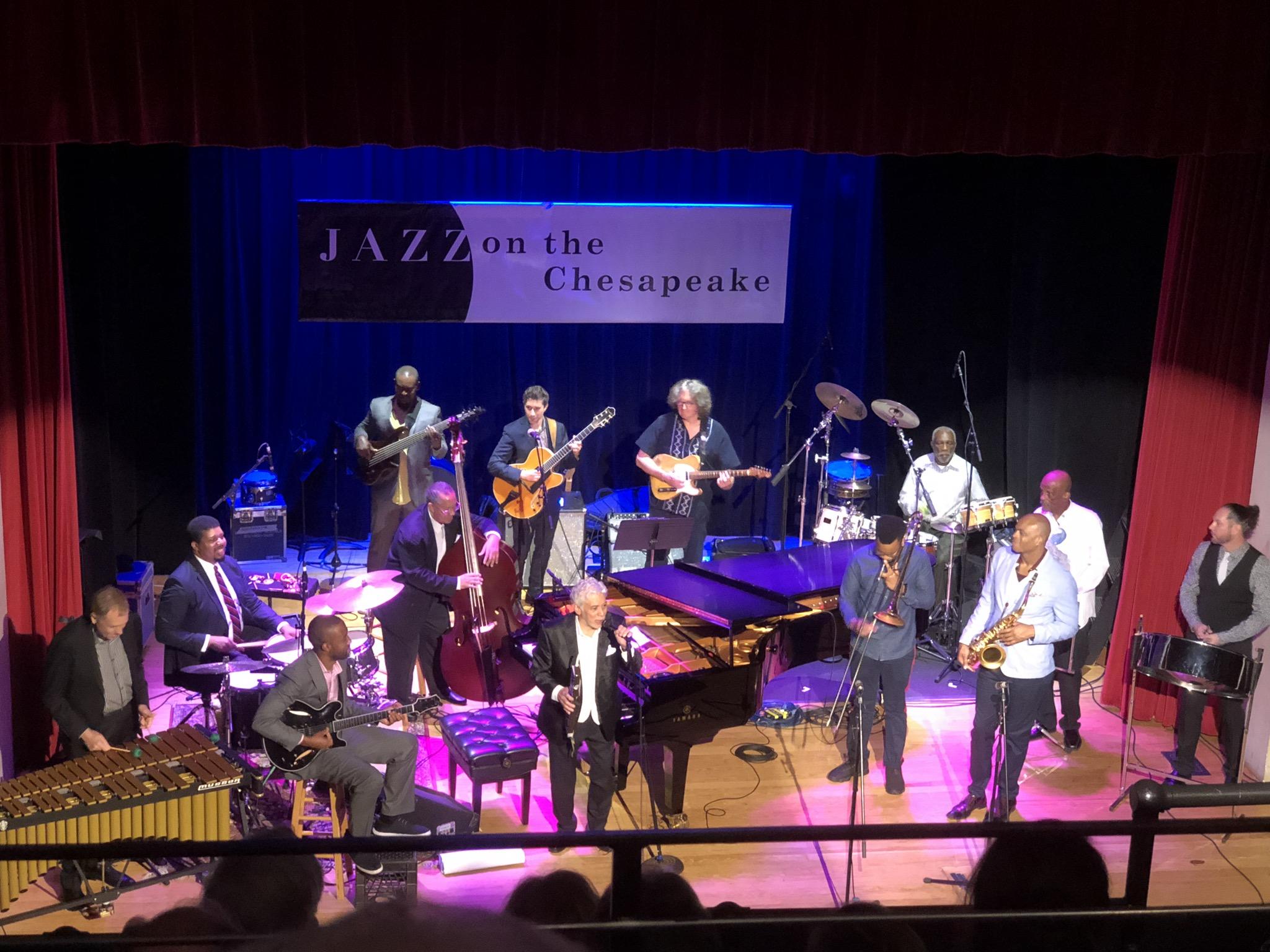 The Monty Alexander Jazz Fest, August 31, 2019