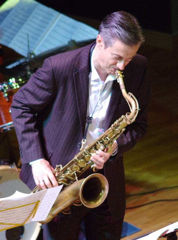 Dave O'higgins, Steve Waterman Septet