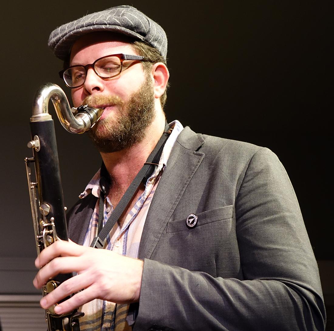 Jason Stein at Edgefest 2014
