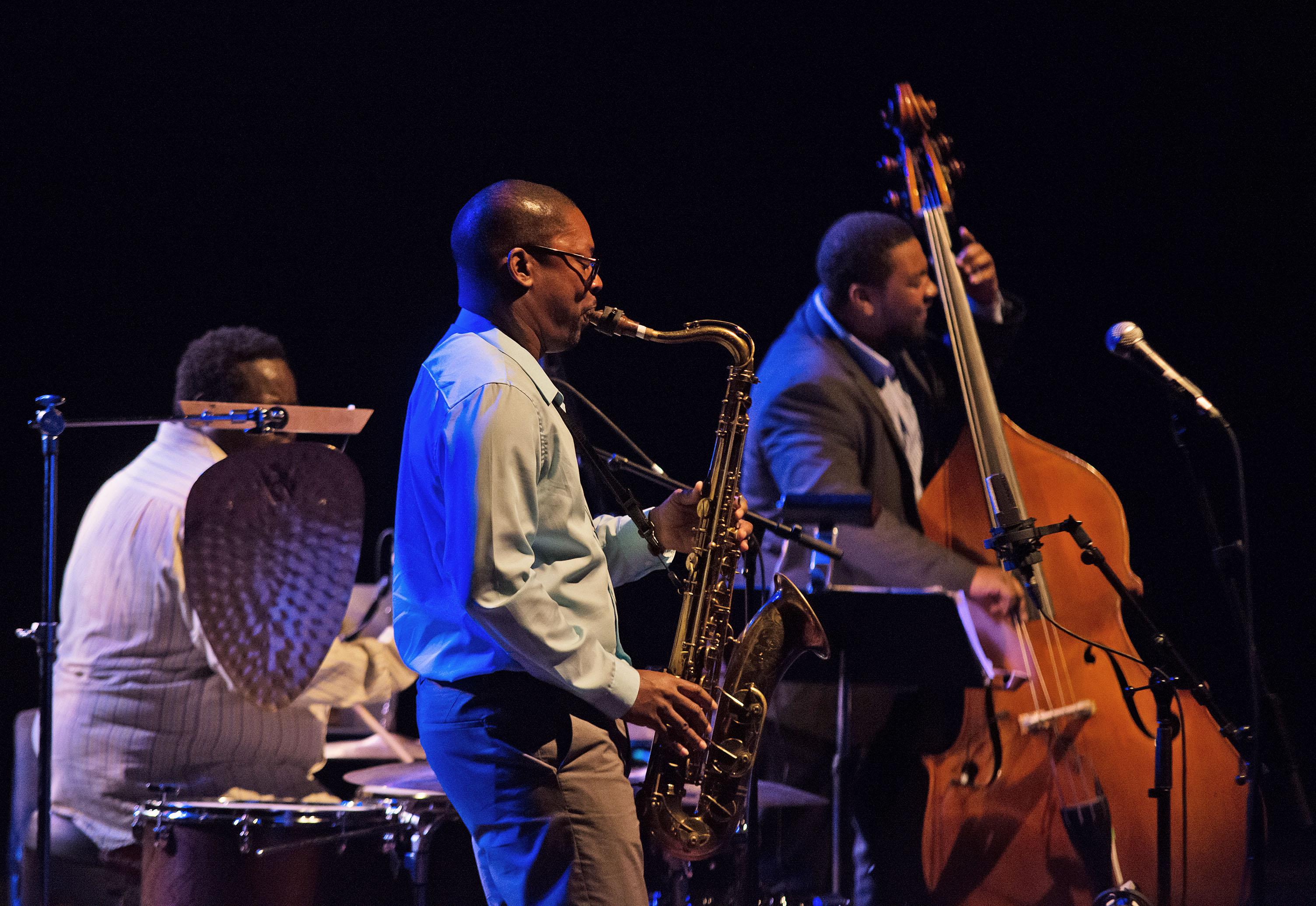 Ravi coltrane quartet, 2013 montreal jazz festival