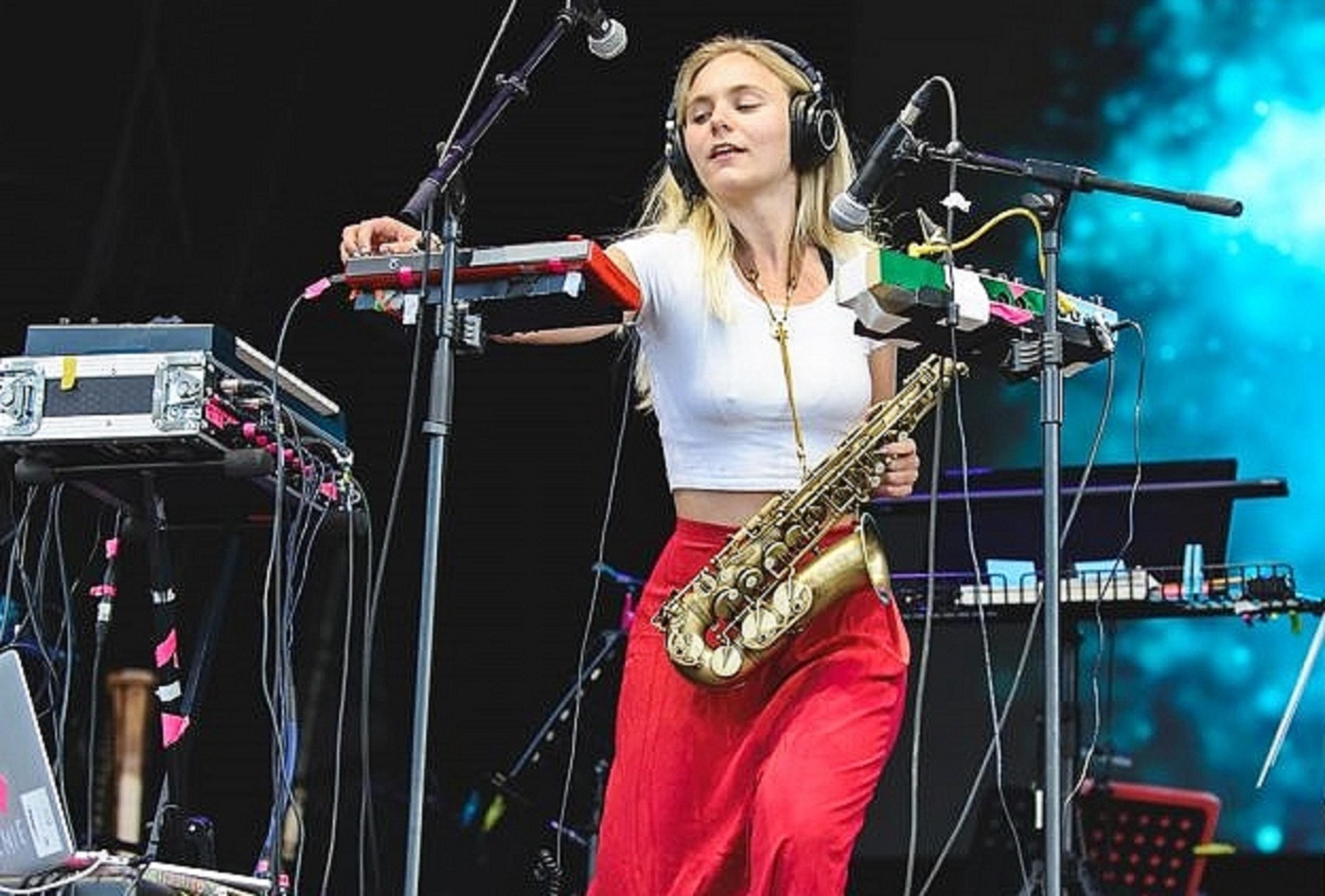 Laura Misch Sax and Voice