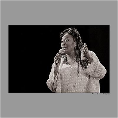 Marlena Shaw, Jazz Bilzen, Belgium, August 1998
