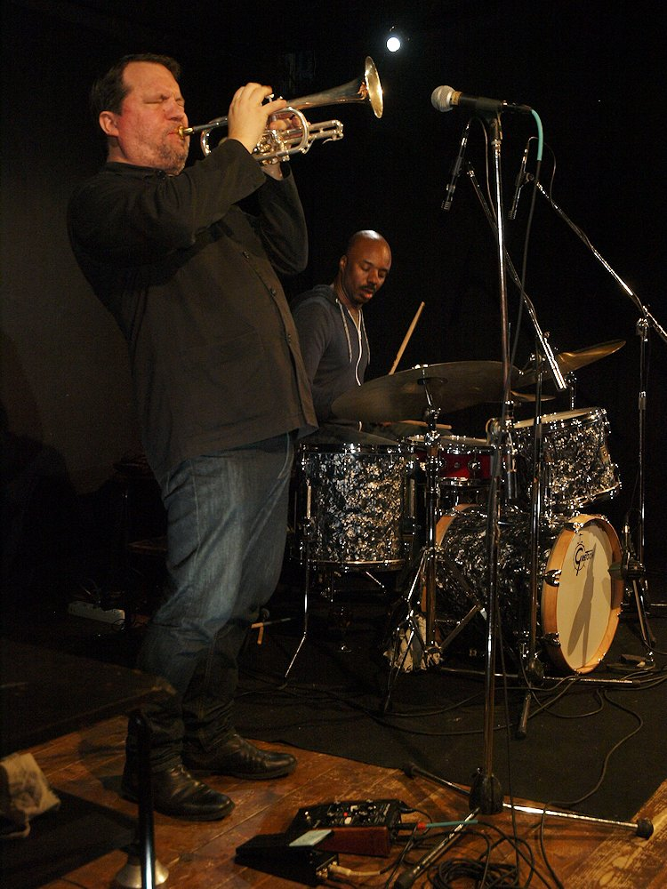 Chicago Underground Duo - Area Sismica - Italy - 27.01.2013