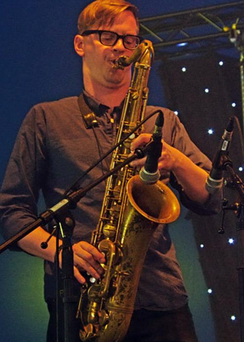 Chris bullock, snarky puppy, love supreme jazz festival