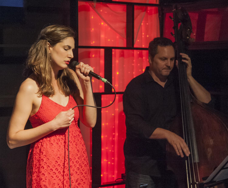 Jessica LaLonde - Ross MacIntyre - 120 Diner - Toronto
