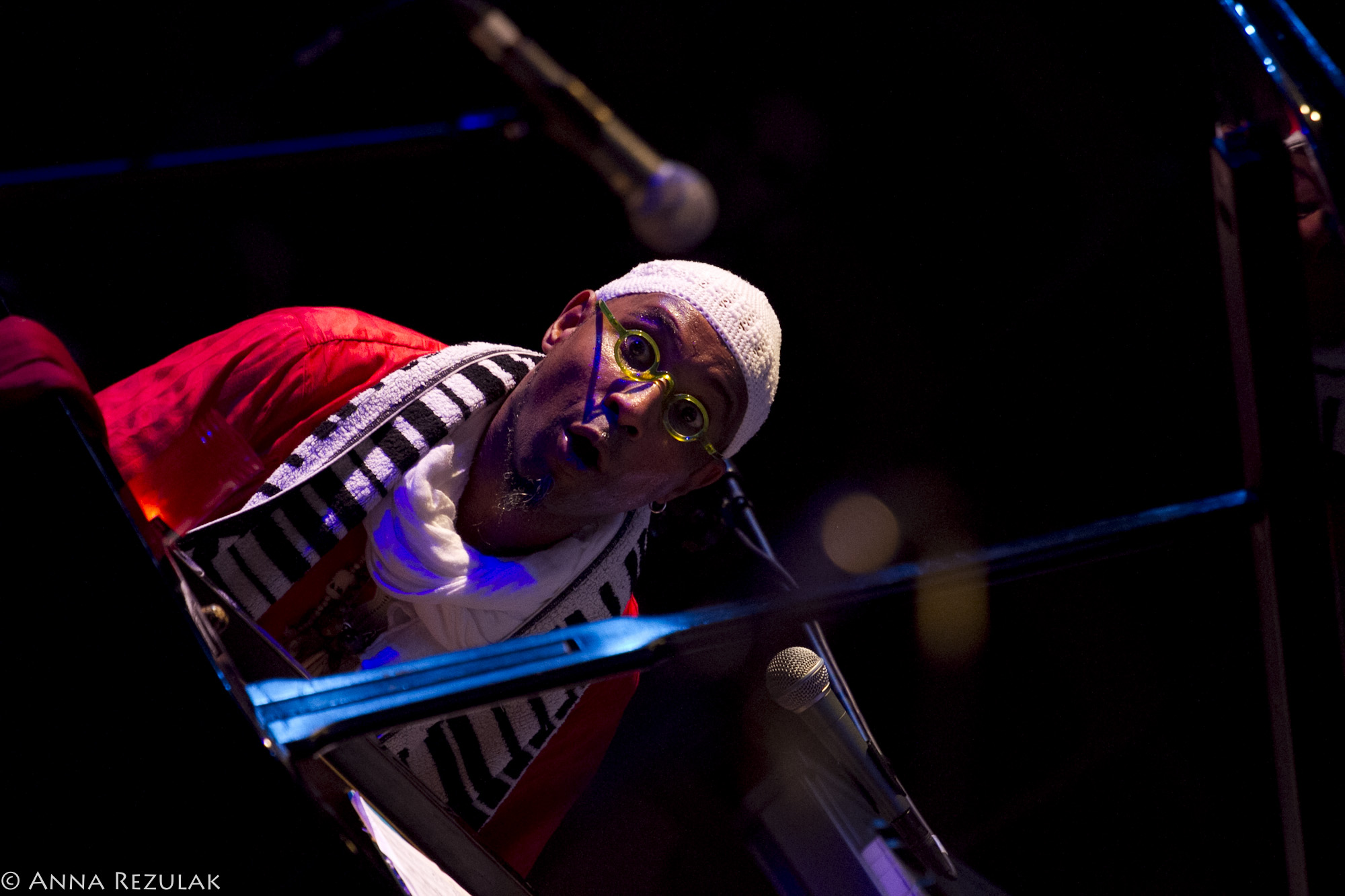 Omar Sosa Afri Lectric Quintet