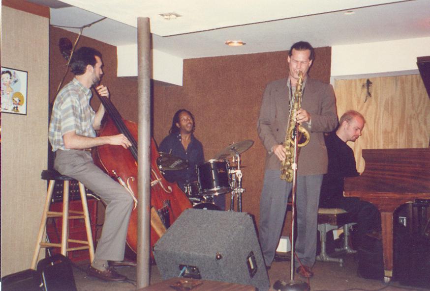Dennis Mitcheltree Quartet in Milwaukee