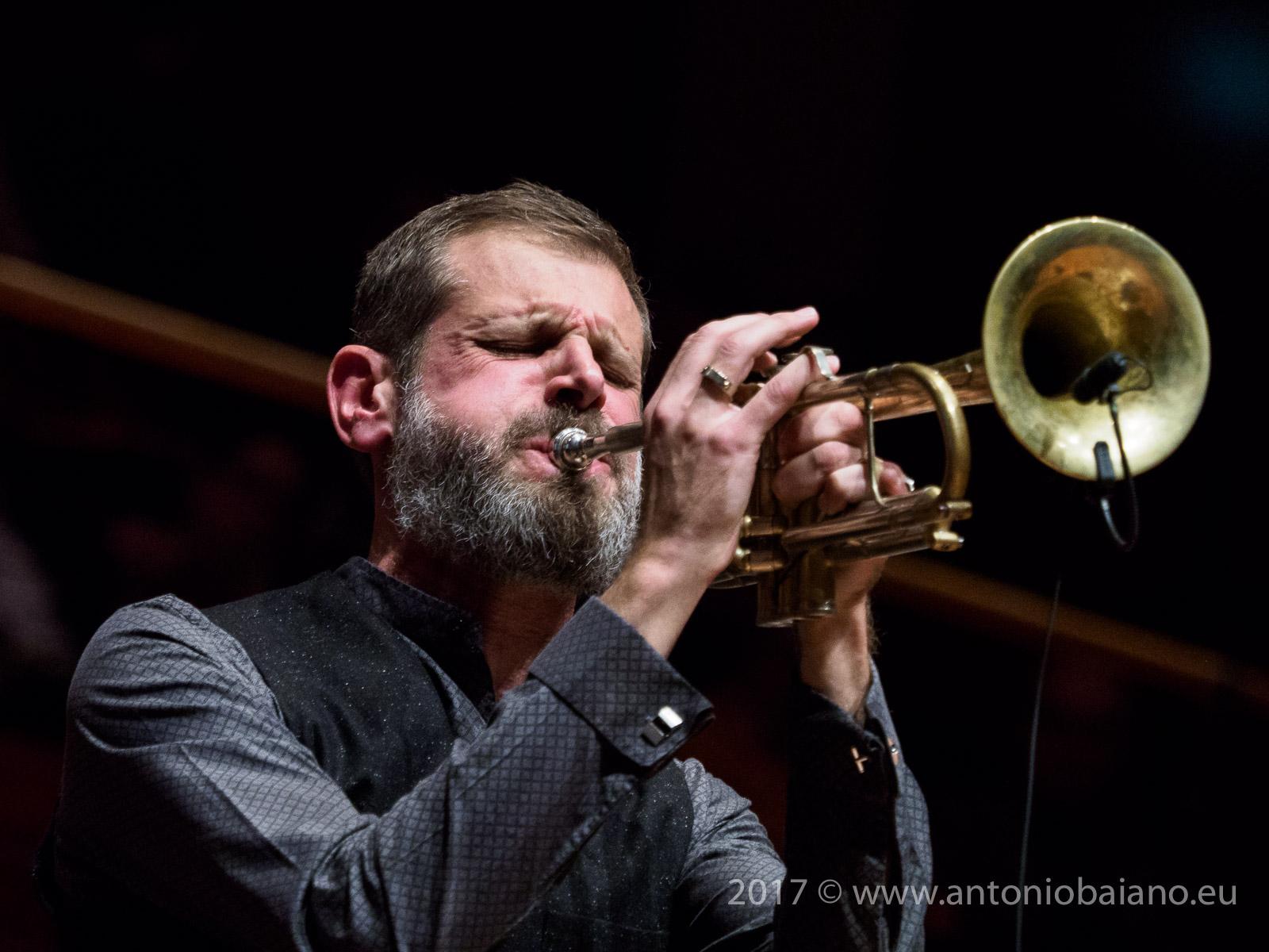 Fabrizio Bosso - Dizzy Gillespie Centenary - Moncalieri Jazz Festival