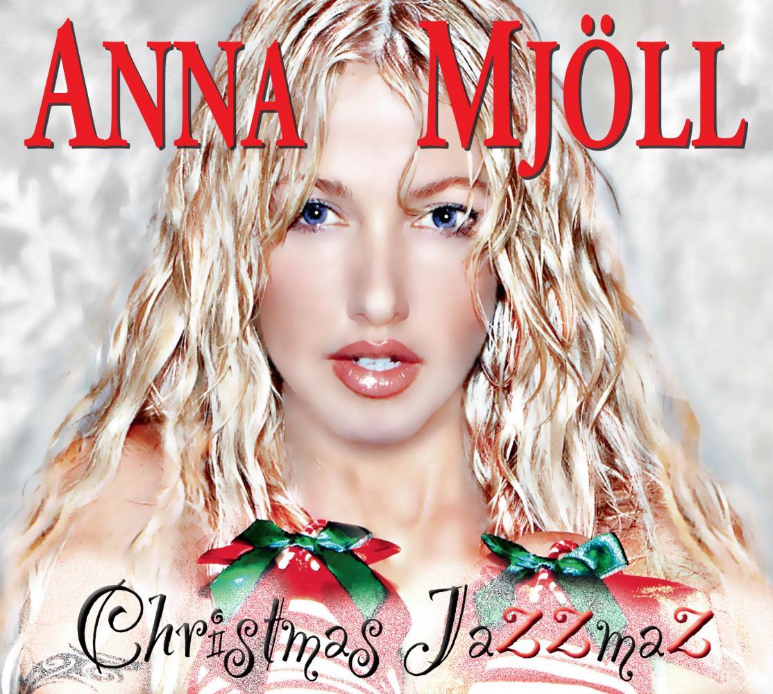 Anna Mjöll - Christmas Jazzmaz CD