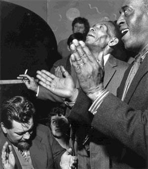 George Lewis & Joe Watkins