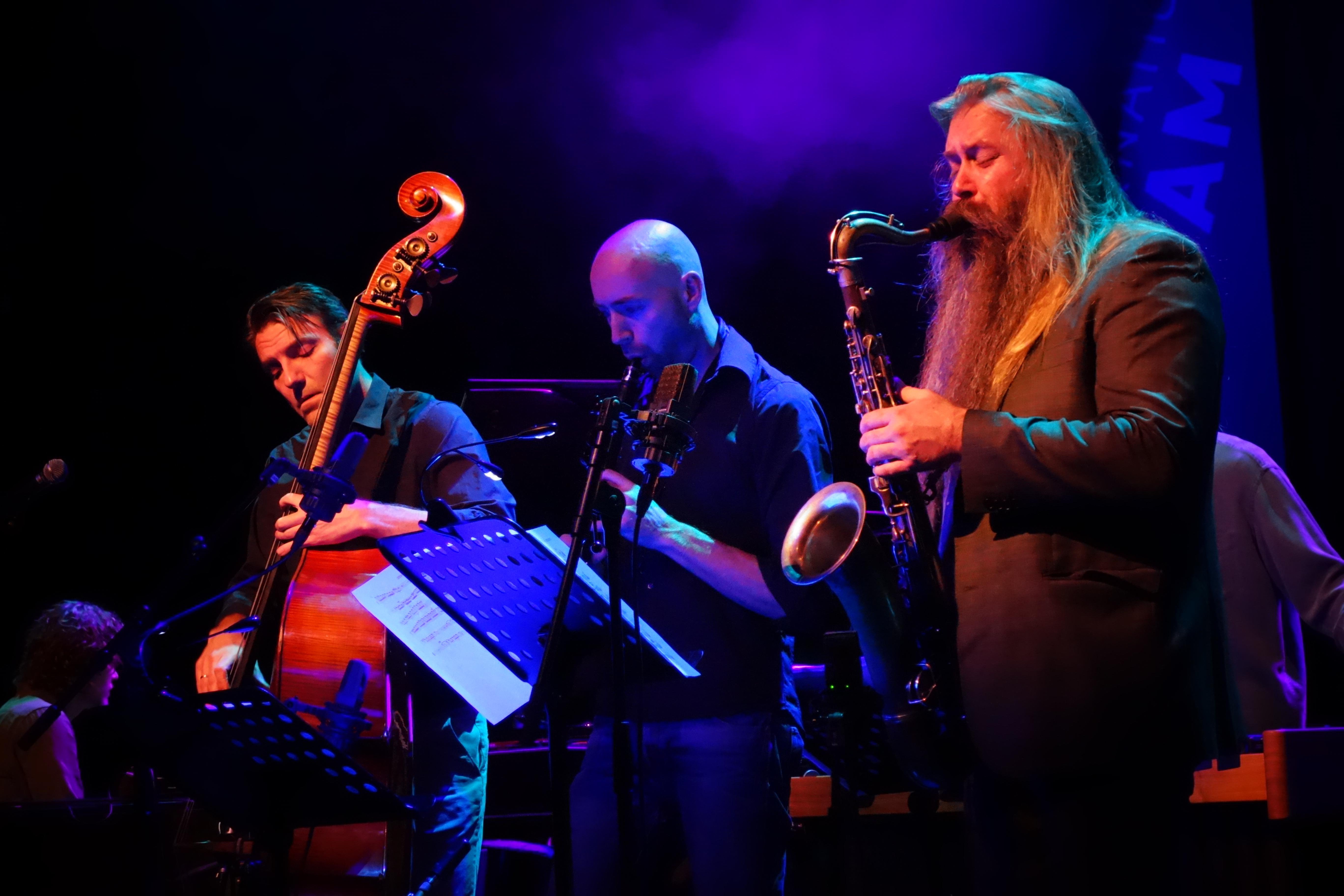 Mats Eilertsen, Eirik Hegdal, Trygve - Rotterdam Jazz International Festival