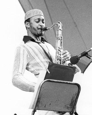 George Adams 0211106 Images of Jazz