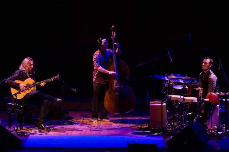 Juanito Pascual New Flamenco Trio Live!