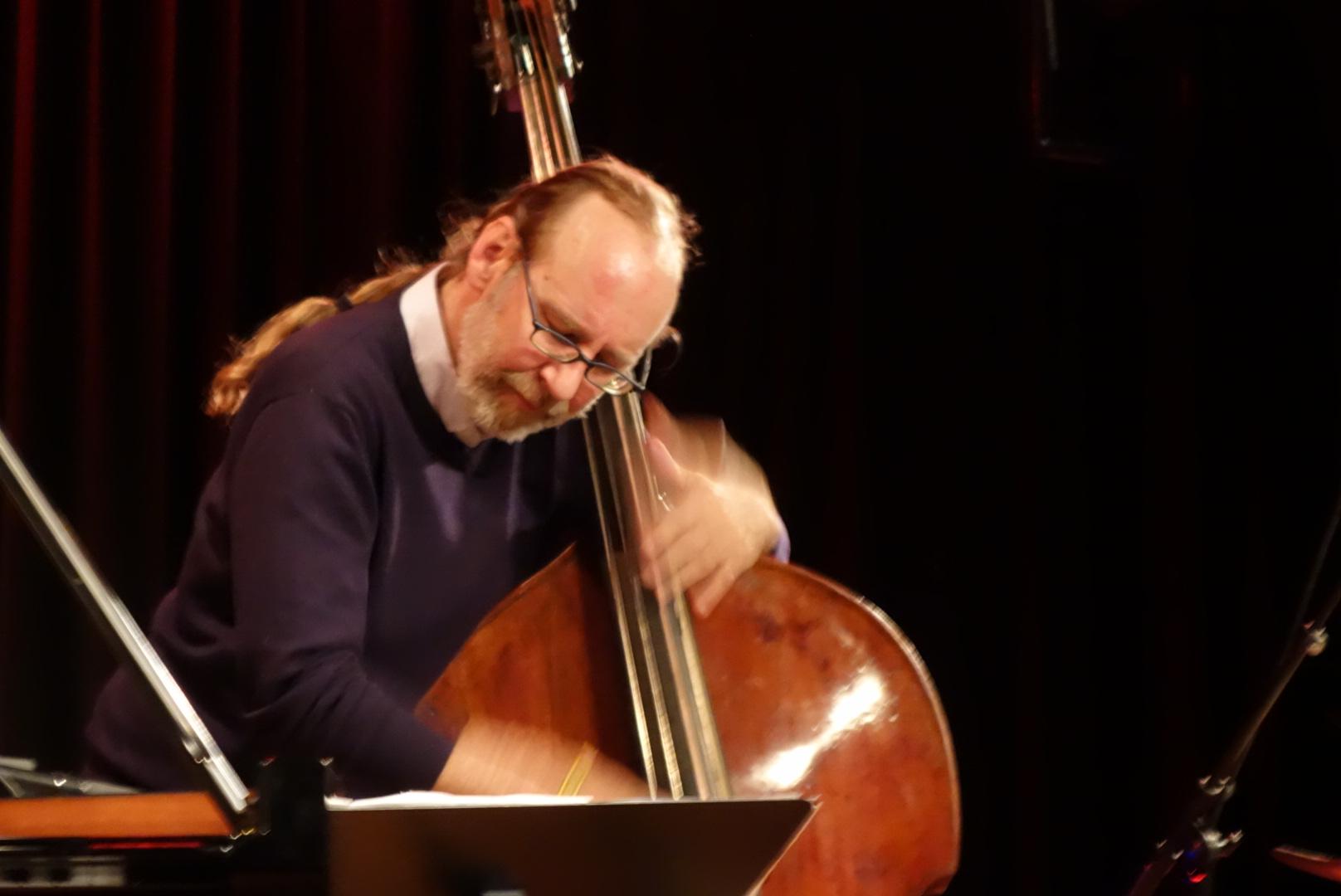 Sylvie Courvoisier Trio at Jazzfest Trondheim 2019