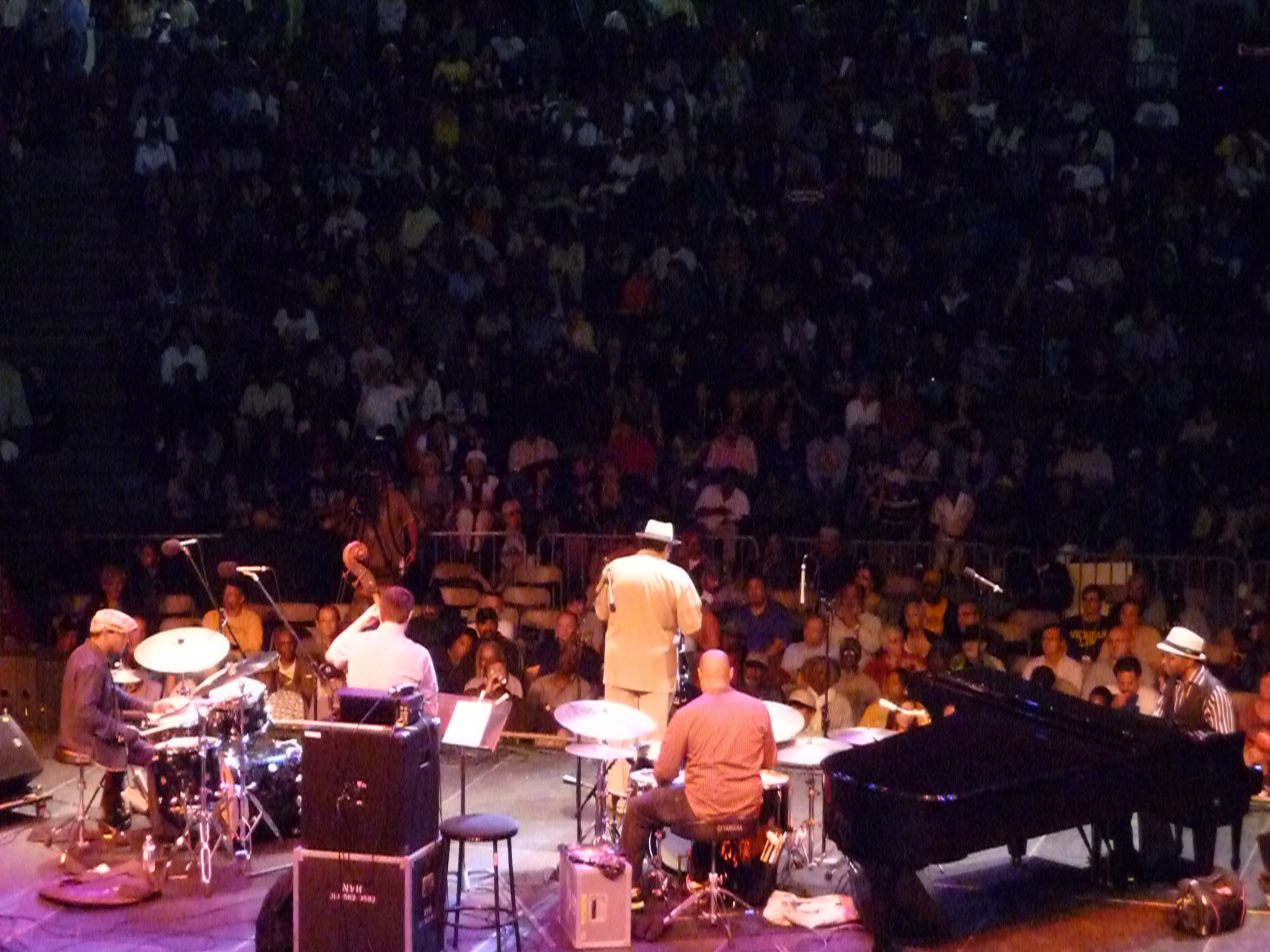 Joe Lovano Us Five at Detroit Jazz Festival