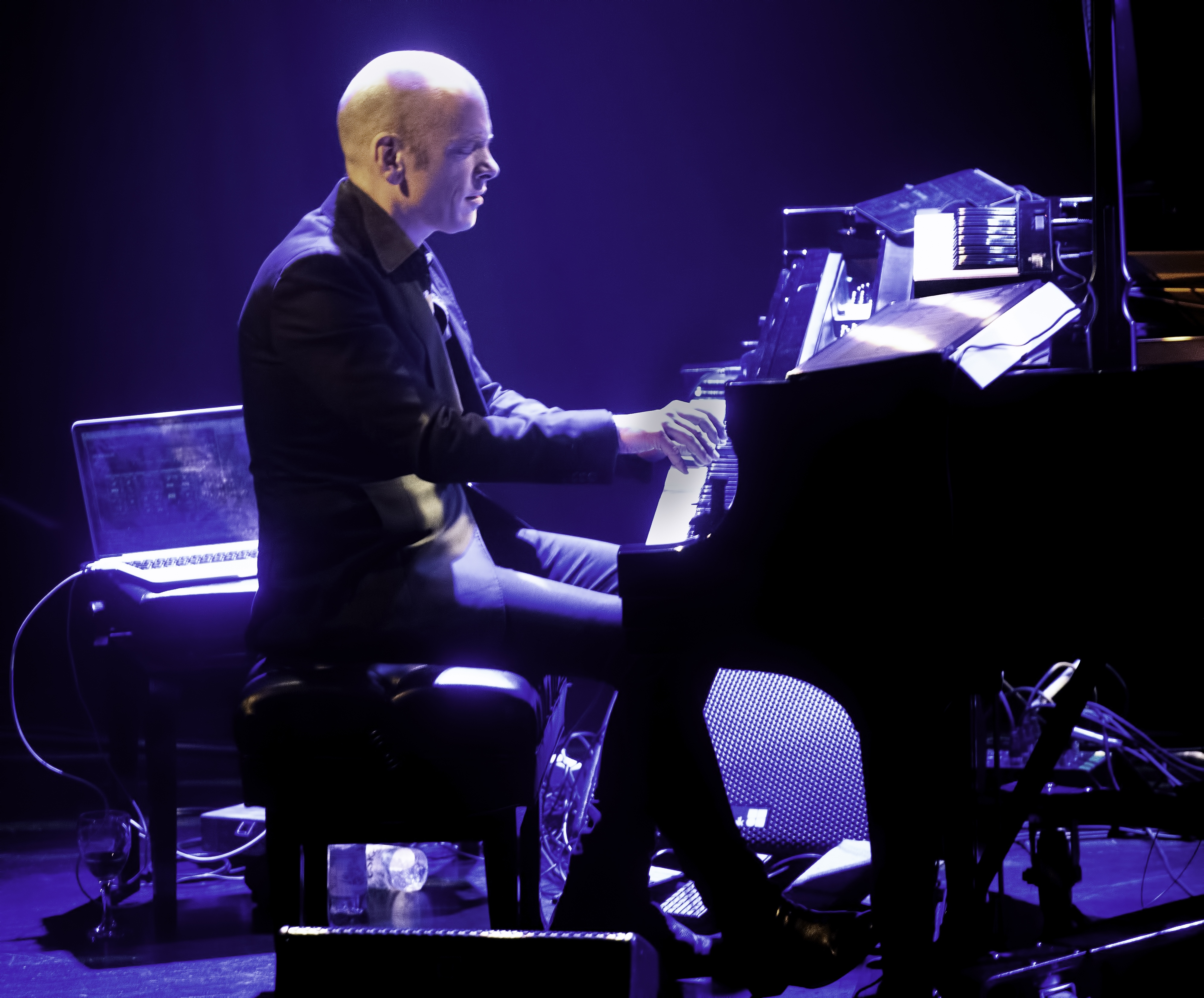 Tord Gustavsen At The Montreal International Jazz Festival 2019