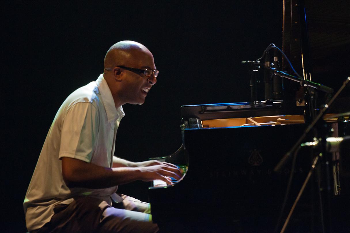 Xavier Davis with the Don Byron New Gospel Quintet at the Montreal International Jazz Festival