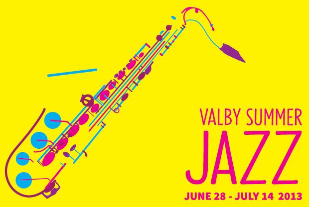 Poster Valby Summer Jazz