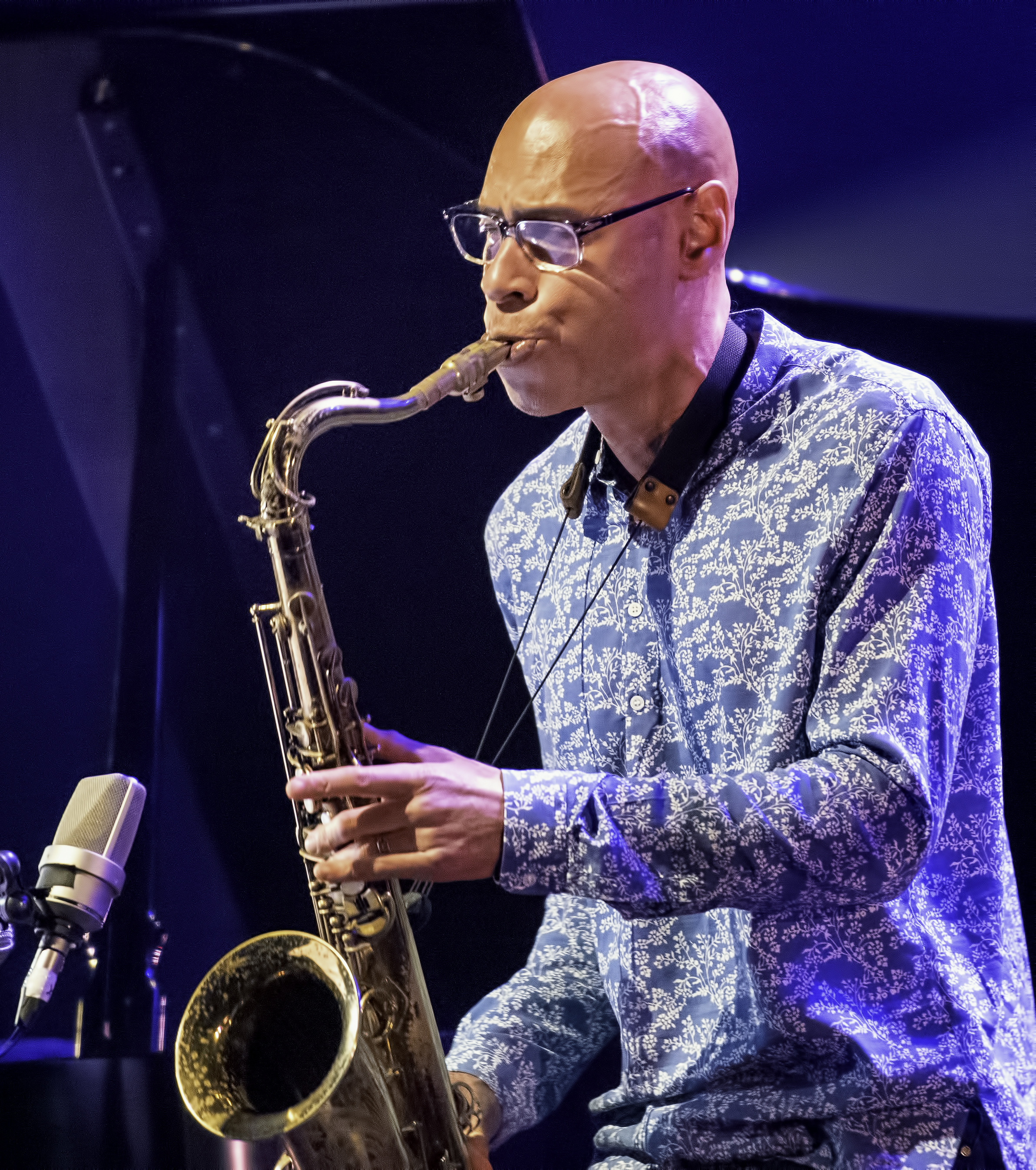 Joshua Redman with Quartet At The Montreal International Jazz Festival 2019