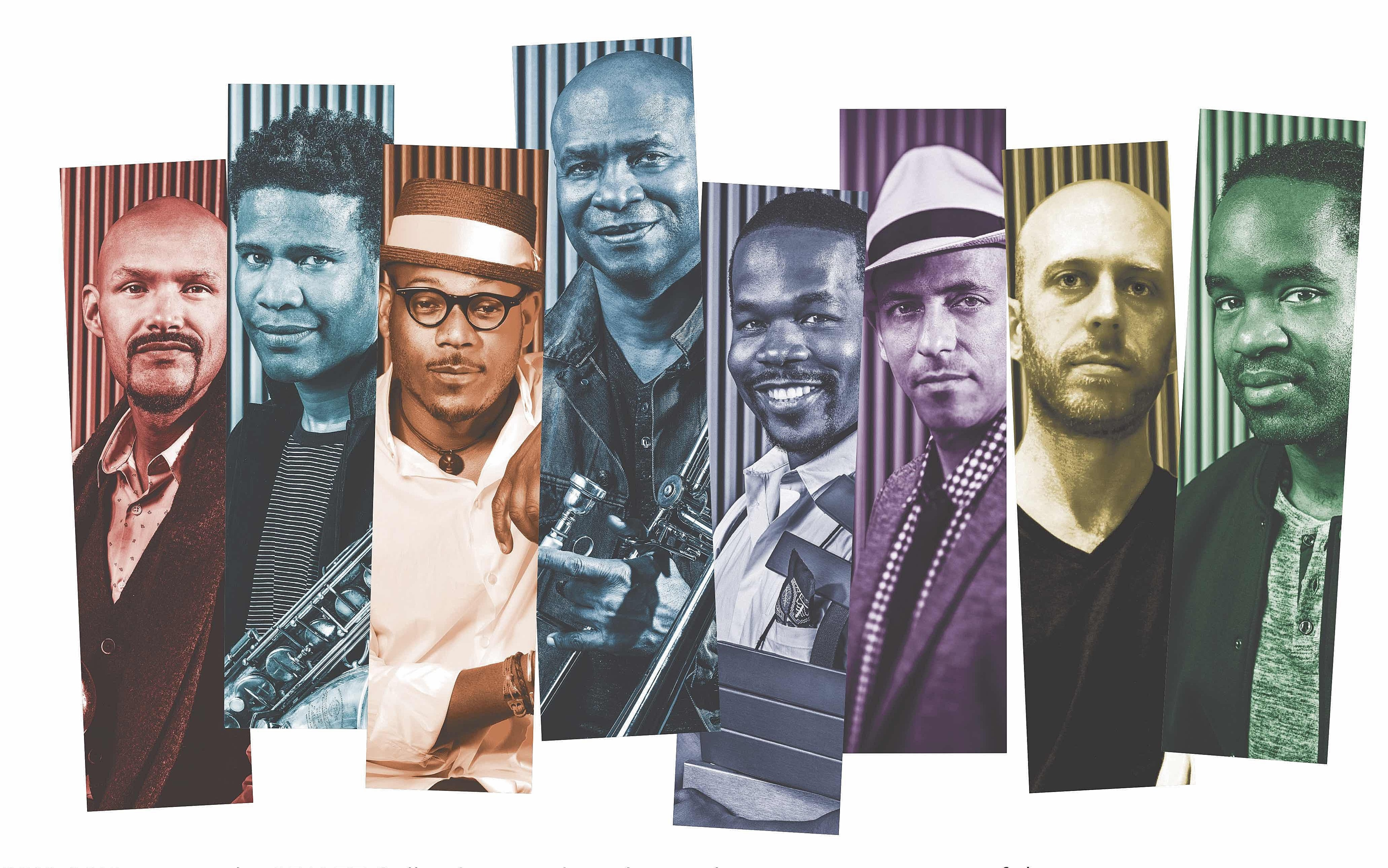 SFJAZZ Collective Current Members
