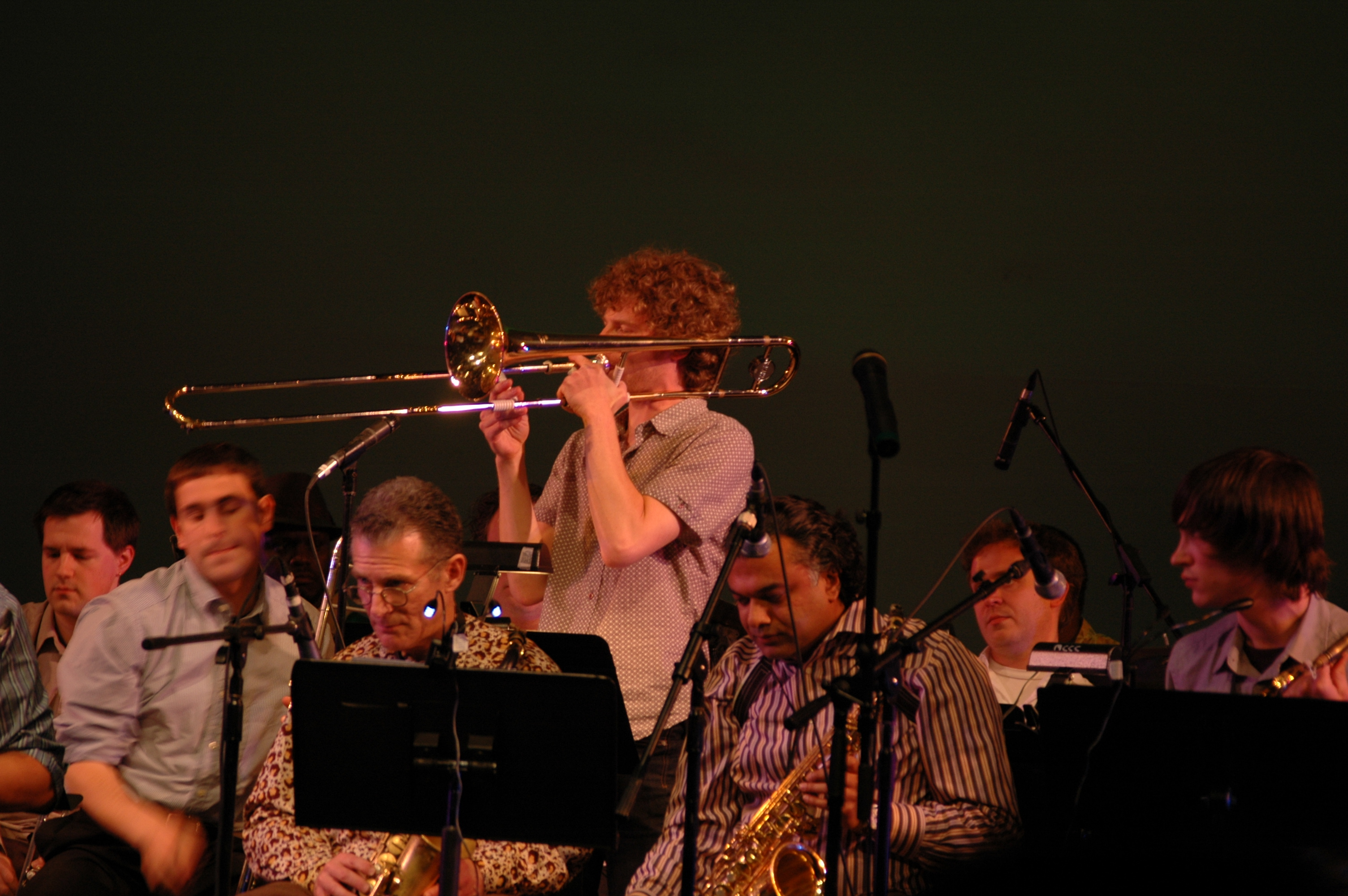Concert at Montgromery County Community College