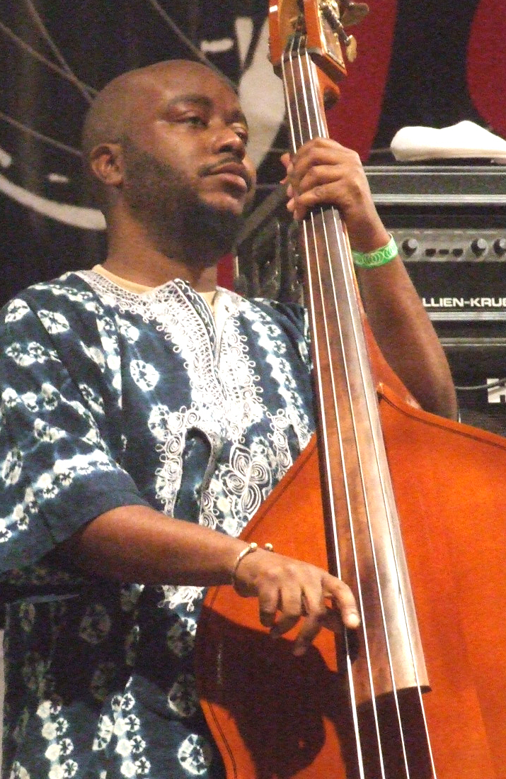 Ameen Saleem with Roy Hargrove Quintet at 2011 Chicago Jazz Festival