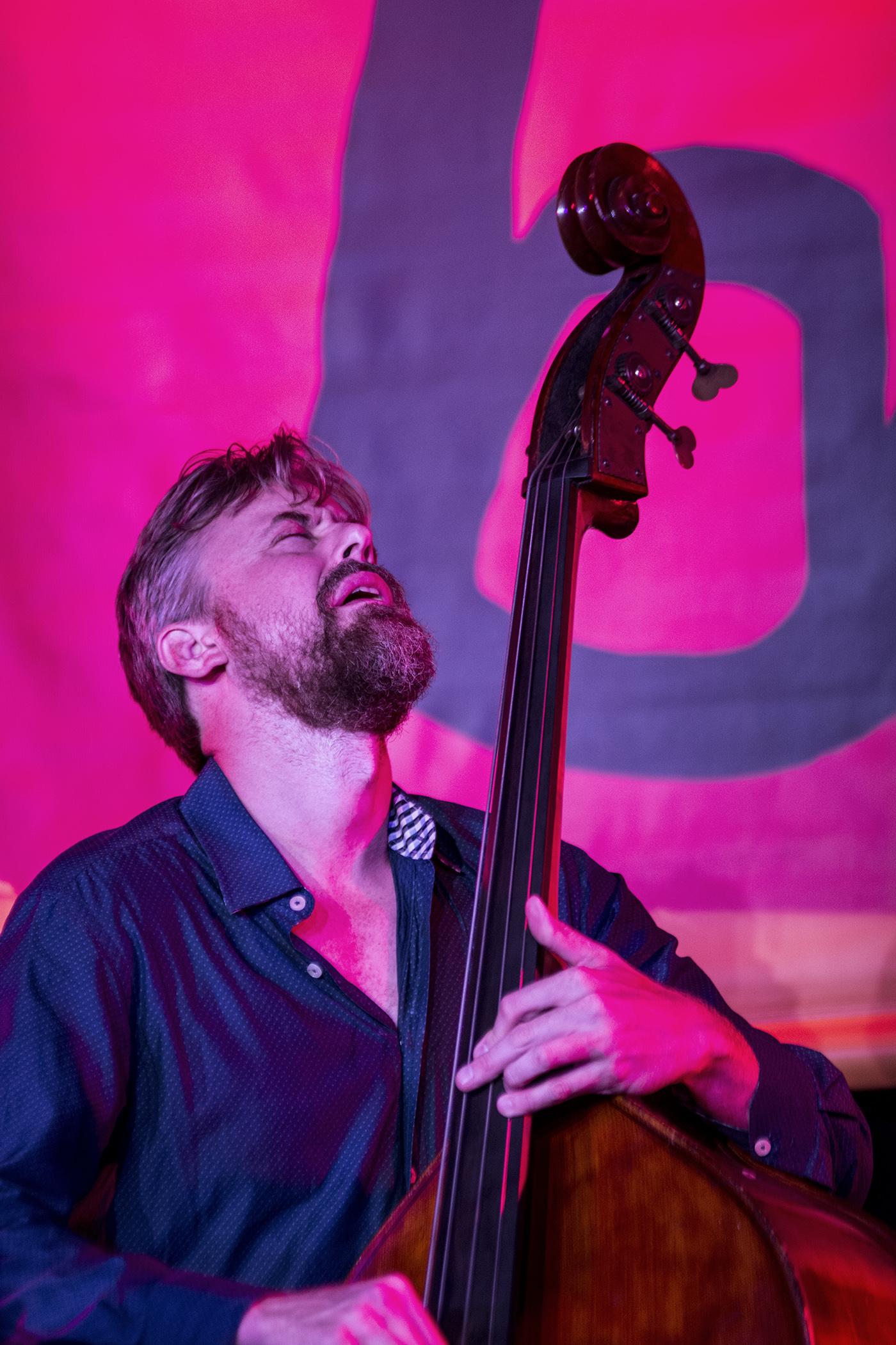 Chris Lightcap at Monterey Jazz Festival 2017