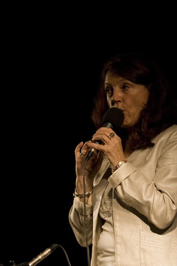 Urszula Dudziak - Gdansk Jazz Nights Festival in Aug. 2006