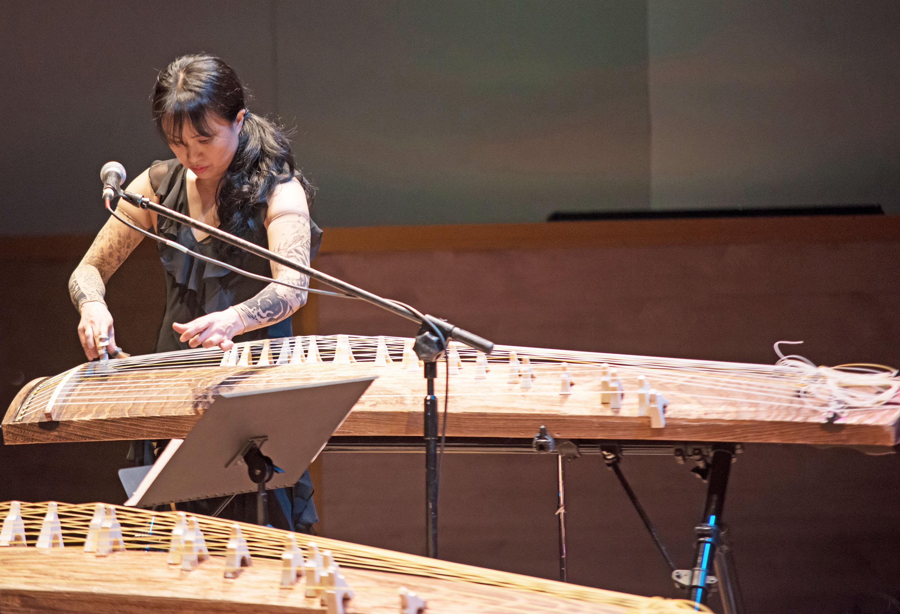 Michiyo yagi trio deluxe @ jazztopad 2013